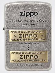 Bật lửa Zippo 1941 Replica Yearly Code SV Lighter