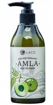 Dầu gội organic Amla hỗ trợ cải thiện tóc rụng, tóc gàu