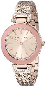 Đồng hồ Anne Klein nữ AK/1906RGRG vàng hồng