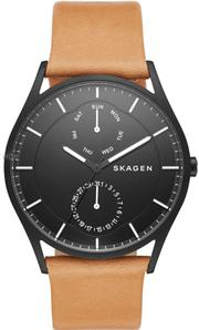 Đồng hồ Skagen SKW6265 dây da lịch lãm cho nam