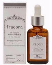 Serum Fracora White'st Enrich hỗ trợ dưỡng trắng da