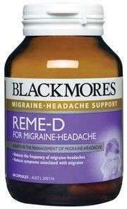 Viên uống Blackmores Reme-D chính hãng của Úc hộp 60 viên