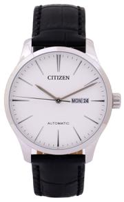 Đồng hồ Citizen Automatic NH8350-08B dây da lịch lãm