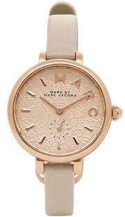Đồng hồ Marc Jacobs MJ1421 dây da trẻ trung, thanh lịch