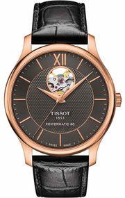 Đồng hồ Tissot T063.907.36.068.00 dây da lịch lãm