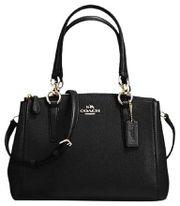 Túi Coach F57523 Mini Christie màu đen giá tốt