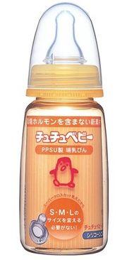 Bình sữa Chuchu 150ml Nhật (Nhựa PPSU, BPA free)