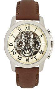 Đồng hồ Fossil Automatic ME3027 dây da cho nam