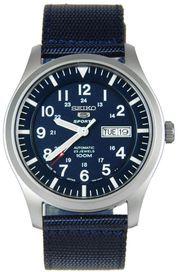 Đồng hồ Seiko 5 SNZG11J1 xanh biển cực chất (tặng 1 bộ dây)