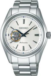 Đồng hồ Seiko Presage SARY051 thiết kế lộ tim