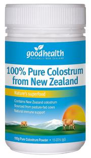 Sữa non Goodhealth 100% Pure Colostrum
