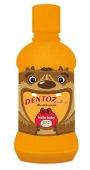 Nước súc miệng trẻ em Dentozbaby (tặng dentozclear)