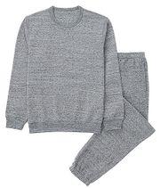 Bộ nỉ nam Uniqlo lông cừu chính hãng ấm áp
