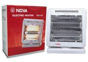 Quạt sưởi Halogen Nova FG-10A tiết kiệm điện