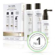 Bộ dầu gội Nioxin Trialkit chống rụng tóc hệ thống 3