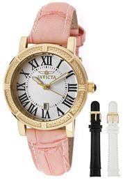 Đồng hồ Invicta 13968 kèm 2 dây dành cho nữ