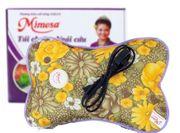 Túi sưởi chườm ngải cứu Mimosa
