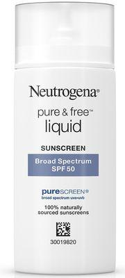 Kem chống nắng Neutrogena Pure & Free Liquid Sunscreen
