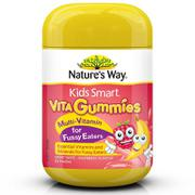 Kẹo Vita Gummies multi vitamin for Fussy Eaters cho trẻ