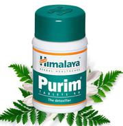 Viên thải độc, thanh lọc cơ thể Purim Himalaya Ấn Độ