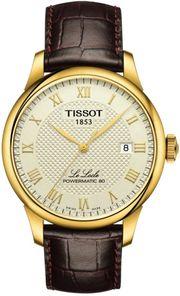Đồng hồ Tissot Le Locle nam dây da T006.407.36.263.00