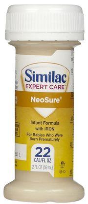 Sữa nước Similac neosure IQ 22Kcal 48 ống/thùng( Nội địa Mỹ)