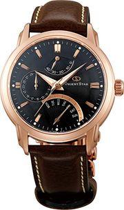 Đồng hồ Orient Star Retrograde SDE00003B0 dây da, máy cơ