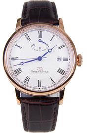 Đồng hồ Orient Star Power Reserve Sapphire SEL09001W0