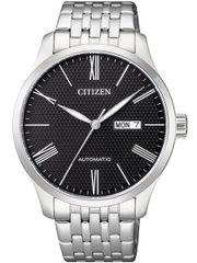 Đồng hồ Citizen NH8350-59E máy automatic, dây kim loại