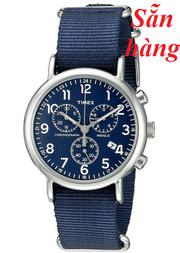 Đồng hồ Timex TW2P713009J xanh biển cực phong cách cho nam