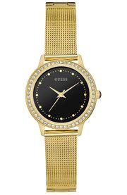 Đồng hồ Guess W0647L8 đính đá, dây nhuyễn cho nữ