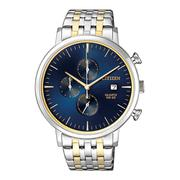 Đồng hồ Citizen Chronograph AN3614-54L dây demi