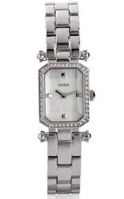 Đồng hồ Guess W0107L1 mặt vuông dành cho nữ