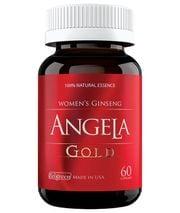 Sâm Angela Gold hỗ trợ tăng cường sắc đẹp và sinh lý nữ