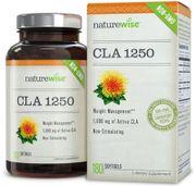 Viên uống hỗ trợ cải thiện cân nặng CLA 1250 Nature Wise