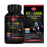 X7 Care With Glucosamine HCL 1600mg - Hỗ trợ xương khớp