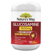Viên uống Glucosamine 1500mg Nature's Way của Úc