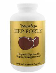 Viên uống Hep - Forte Marlyn hỗ trợ cải thiện chức năng gan