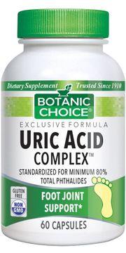 Viên uống Uric Acid Complex chính hãng của Mỹ