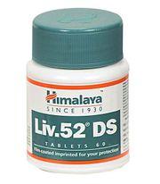 Viên uống thanh lọc, hỗ trợ giải độc gan Liv 52 DS