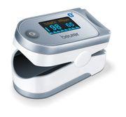 Máy đo khí máu nhịp tim Beurer PO60 kết nối Smartphone