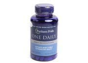 Viên uống Puritan's Pride One Daily Men's bổ sung dưỡng chất cho nam