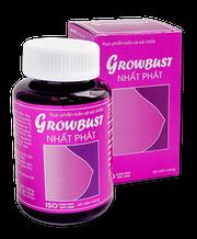 Thực phẩm hỗ trợ nở ngực Growbust Nhất Phát