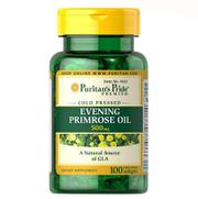 Tinh dầu hoa anh thảo Evening Primrose Oil Puritan's Pride 500mg 100 viên