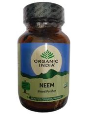 Viên uống hỗ trợ thanh lọc máu Neem Organic India