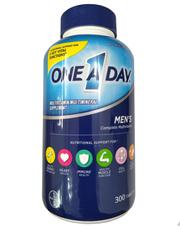 One A Day Men's Multivitamin Health Formula