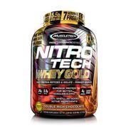 Sữa tăng cơ Nitro Tech 100% Whey Gold Hộp 5.5lbs