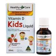 Vitamin D dạng nước cho trẻ Healthy care Kids Liquid