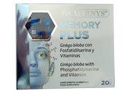 Memory Plus - Hỗ trợ tăng cường trí nhớ, giảm stress