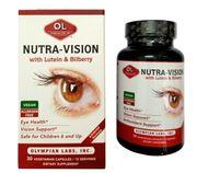 Viên uống hỗ trợ mắt Nutra Vision Olympian Labs - Mỹ